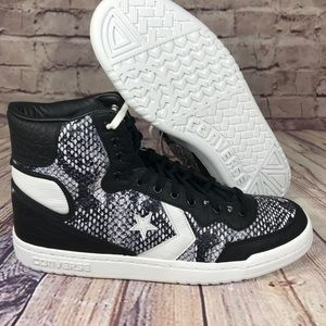 CONVERSE Fastbreak High Vaporous Black/Snakeskin